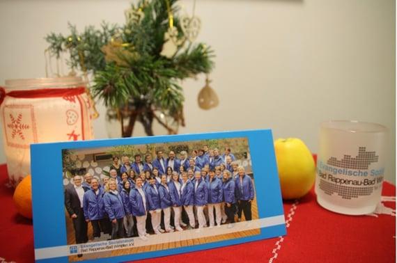 Weihnachtsgrüße Arbeitgeber.Diakoniestation Leintal News
